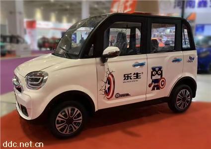 乐生-M1电动汽车