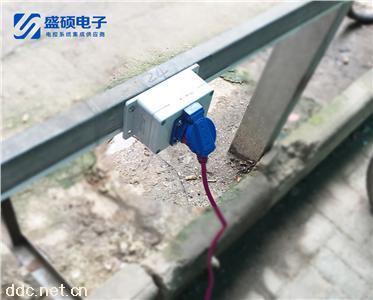 小区智能充电站