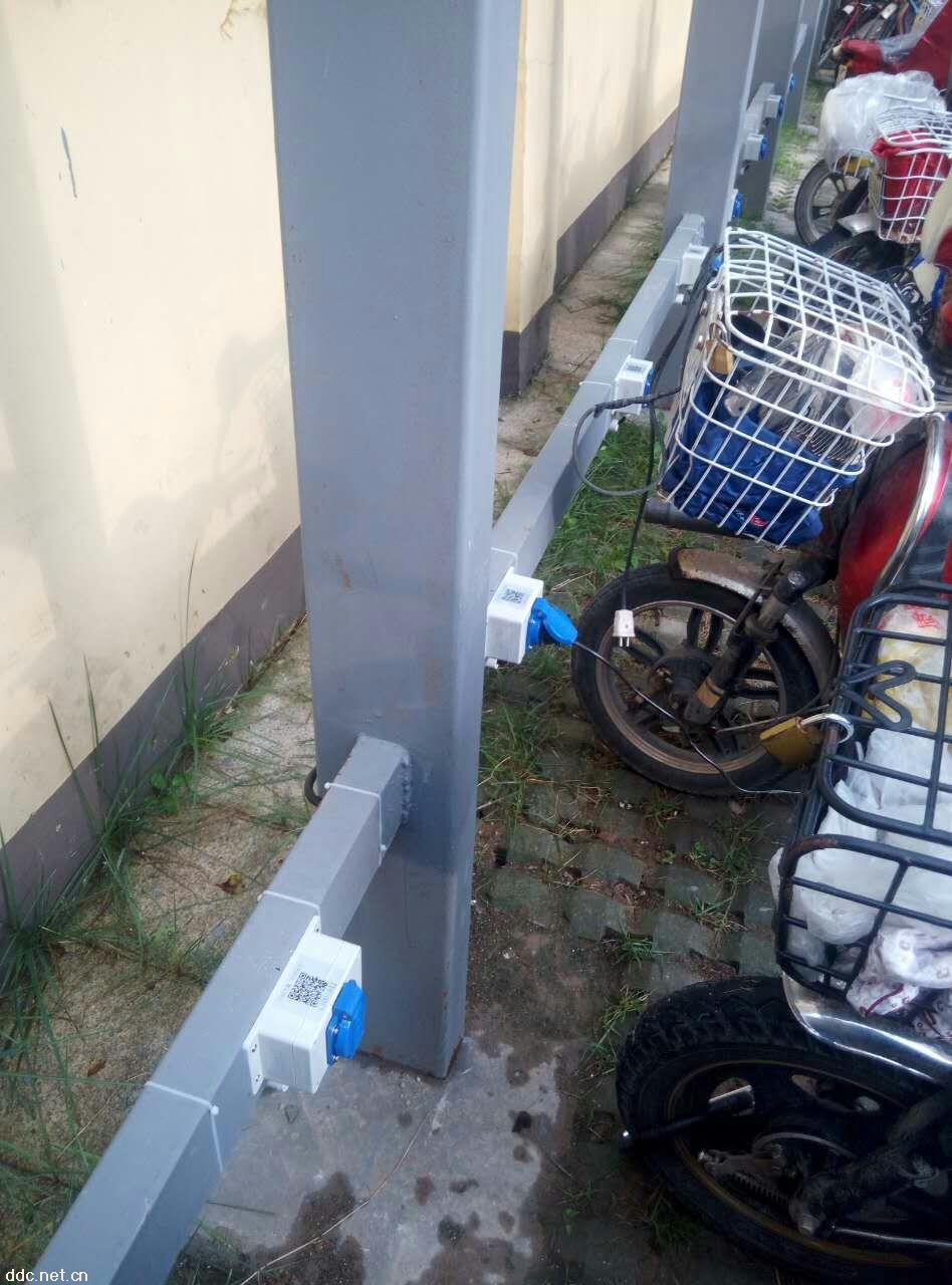 盛硕小区电瓶车充电桩