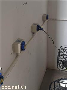 电瓶车小区扫码充电站