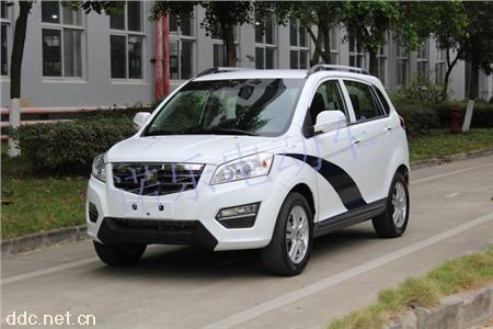 诺乐SUV型5座新能源电动车