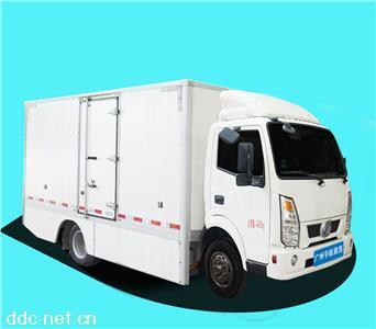 纯电动4米2箱式货车