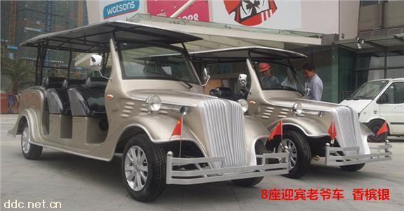 广西柳州楼盘老爷车8人座,广西桂林观光老爷车,贺州电老爷车