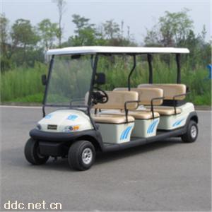8座高尔夫球车4KW交流系统天能天池