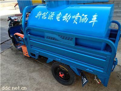 1吨小型电动洒水车