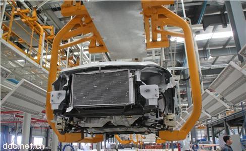 新能源电动车生产线