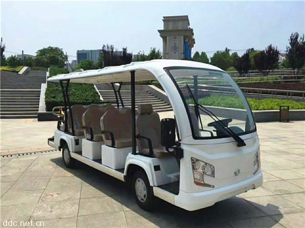 绿环电动观光车