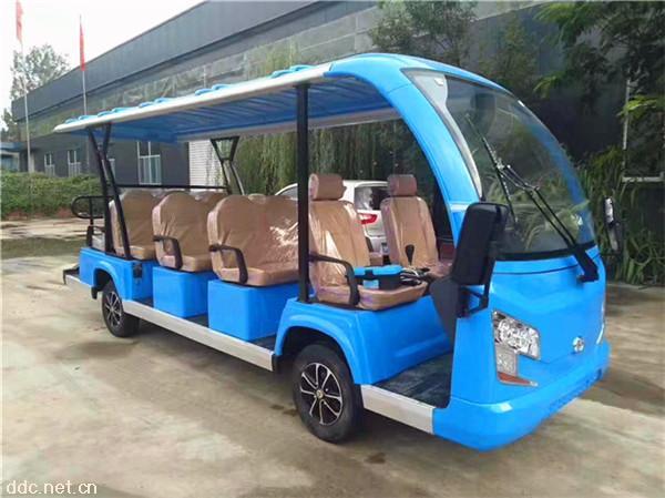 14电动观光车旅游