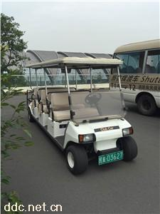 美国Club Car L8八座电动观光车