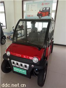 帝隆DL优客03家用代步车