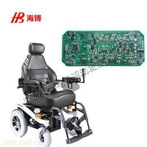 电动轮椅车控制器