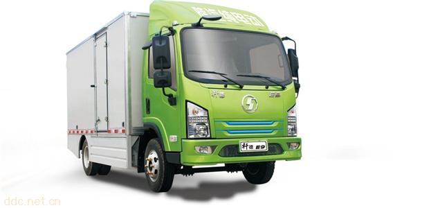 4米2纯电动拉货车