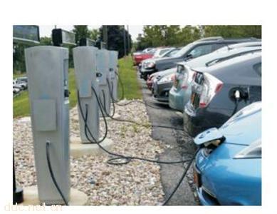新能源汽车充电桩壁挂式充电机