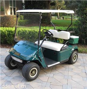 傲森四轮电动高尔夫球车2座