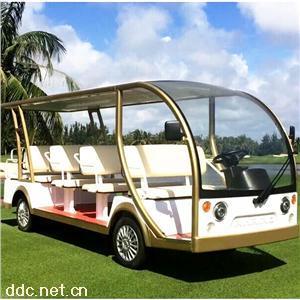 傲森8座景区旅游电动观光车