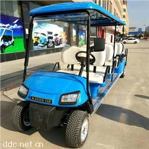 傲森直销品牌10座电动观光车