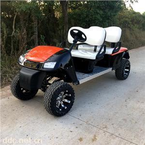 傲森电动高尔夫球车4座无顶棚