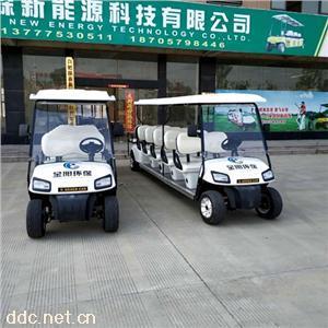 傲森品牌12座电动高尔夫车