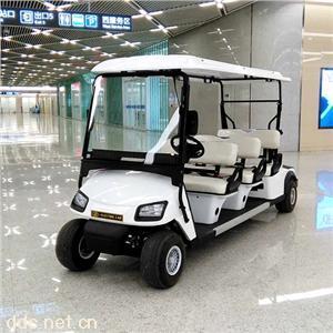 傲森正三排6人座电动高尔夫车