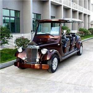 傲森品牌棕色8座电动老爷车