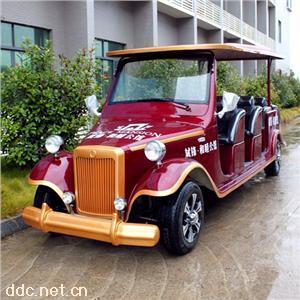 傲森12座景区旅游电动观光车