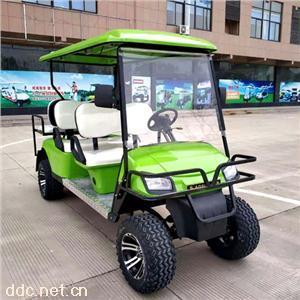 6人座电动高尔夫球场专用车