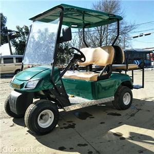 4座48V电动高尔夫球场专用车辆