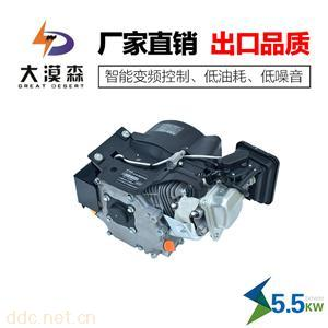 电动三轮车增程器大漠森智能增程器发电机48v5500w分体式
