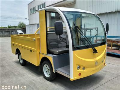 电动小型平板运输货车