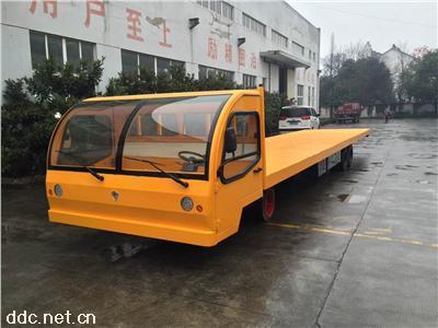 定制大小吨位电动货车封闭式集装箱货车