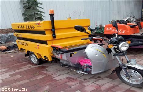 电动小型高压清洗车