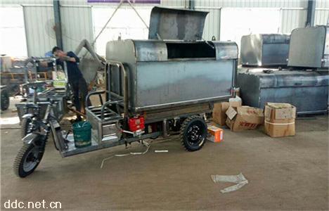 村莊便捷小型生活垃圾清運車