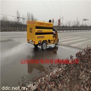 小型路面高压清洗车电动洒水车