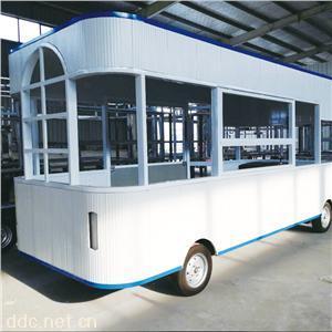 多功能移动餐车