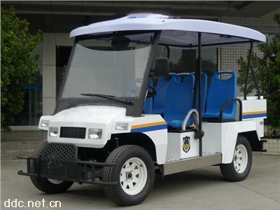 悍马款八座电动巡逻车价格