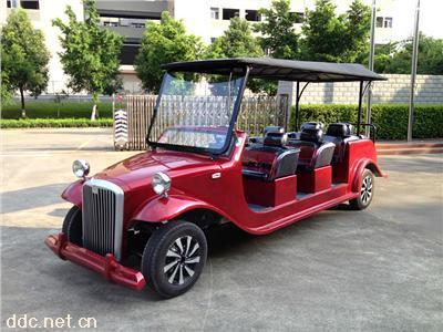 凯驰红色款电动老爷车
