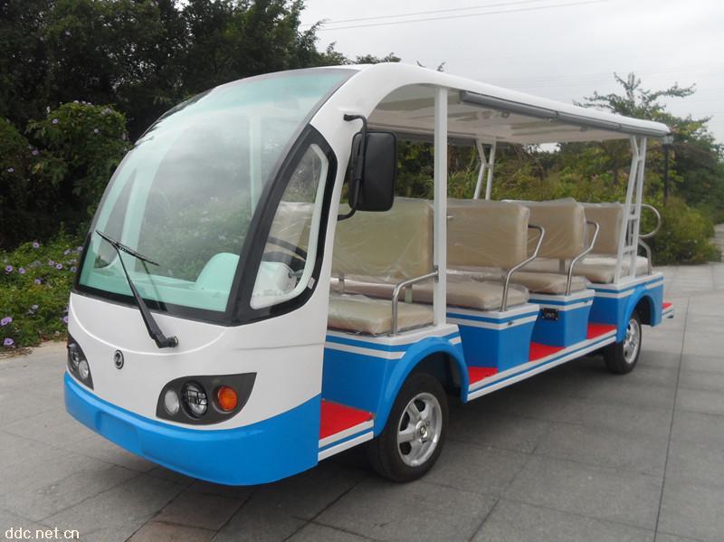 凯驰11座电动观光车价格