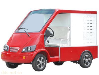 凱馳電動消防車