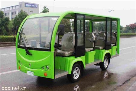 凯驰CAR-YL11座电动观光车可带门