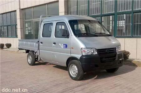 凯驰4座带门斗式电动货车载重1吨