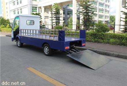 城市垃圾电动清运车