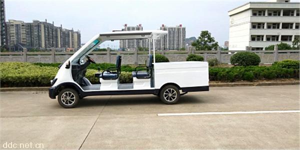 凯驰CAR-XLD电动巡逻车带货斗