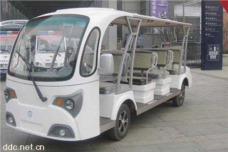 凯驰11座景区观光车72V电池