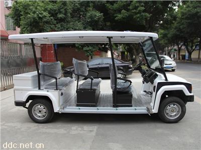 园林景区8座电动巡逻观光车
