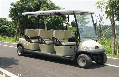 凯驰6座高尔夫球观光车