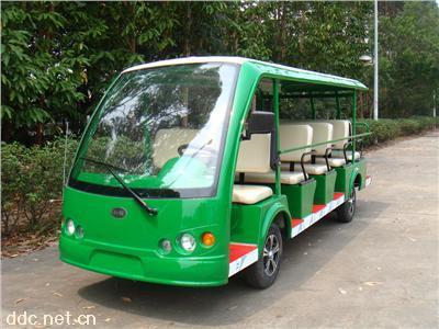 凯驰14座电瓶观光车CAR-LY14