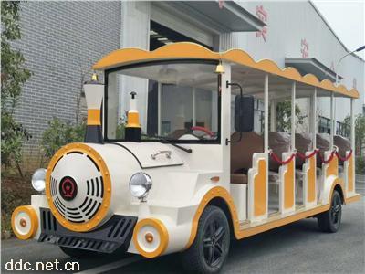 景区14座电动观光车