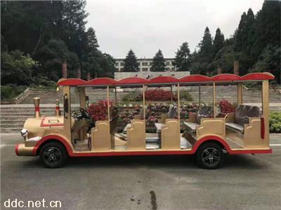 凯驰23座景区电动观光车