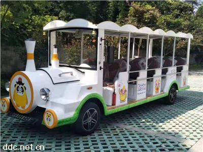凯驰14座电动景区观光车
