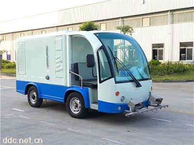 凯驰电动环卫车清运车